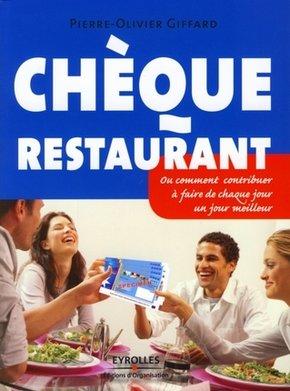 Pierre-Olivier Giffard- Chèque restaurant