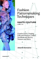 Fashion patternmaking techniques haute couture - Tome 2 /anglais