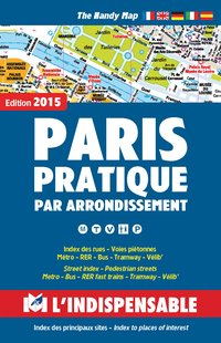 Paris pratique par arrondissement