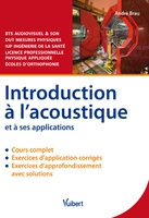 Introduction à l'acoustique et à ses applications