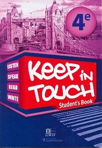 Keep in touch 4eme student's book senegal