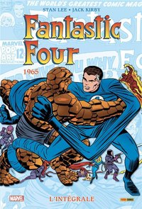 Fantastic four: l'intégrale - Tome 4 (1965) ned