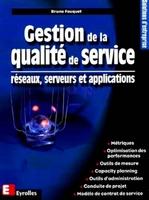 B.Fouquet - Gestion de la qualite service