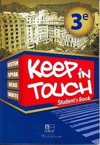 Keep in touch 3eme student's book senegal