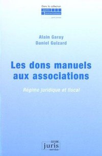 Les dons manuels aux associations