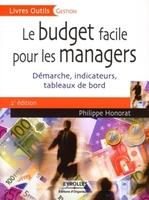 Philippe Honorat - Le budget facile pour les managers