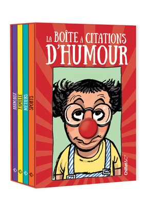 La boîte à citations d'humour