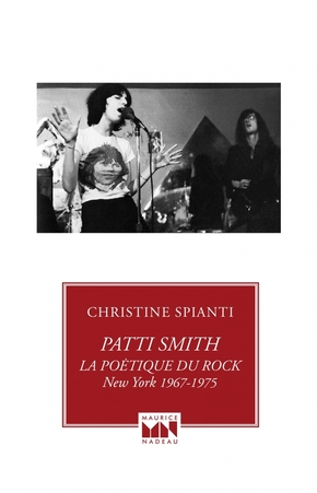 Patti Smith, la poétique du rock