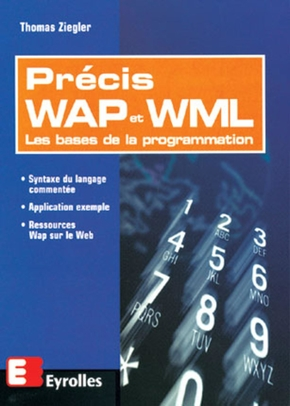Thomas Ziegler- Précis WAP et WML