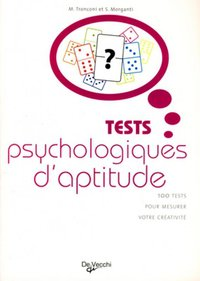 Tests psychologiques d'aptitude