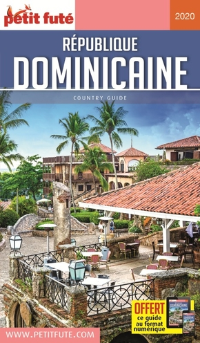 Guide petit fute ; country guide ; république dominicaine (édition 2020)
