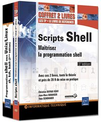Coffret - Scripts Shell