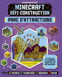 Minecraft - Défi construction : parc d'attractions