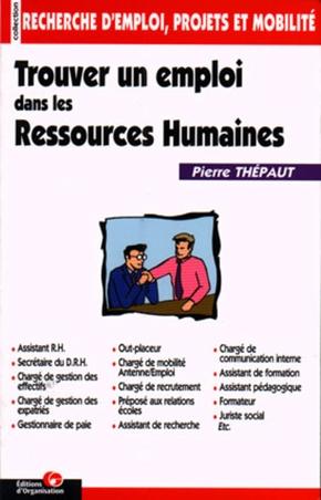 P.Thepaut- Trouv un emploi res hum