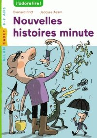 Histoires minute, Tome 02
