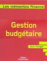 Jack Forget - Gestion budgétaire