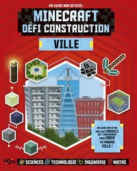 Minecraft - Défi construction - Ville