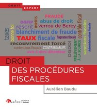 Droit des procedures fiscales