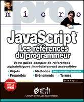 J. Engels - JavaScript Les références du programmeur