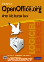 OpenOffice.org - Versions 2.3 et 2.4