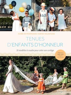 A.de Pompignan, S.Valantoine- Tenues d'enfants d'honneur