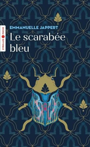 E.Jappert- Le scarabée bleu