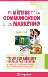 Les métiers de la communication et du marketing 2020-2021