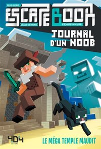 Escape book Journal d'un noob