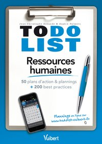 To do List - Ressources humaines