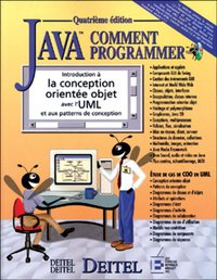 Comment Programmer En Java 4eme Edition
