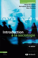 Introduction à la sociologie (6e édition)