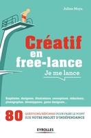 J.Moya - Créatif en free-lance, je me lance