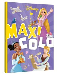 Disney princesses - maxi colo - disney
