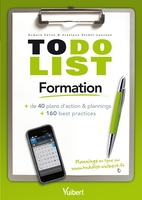 To do list - Formation