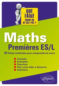 Maths - 1res ES-L