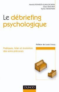 Le débriefing psychologique