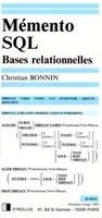 Christian Bonnin - Mémento SQL