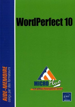 WordPerfect 10