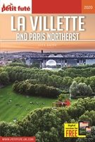 La villette and paris northeast 2020 carnet petit futé+offre num