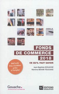 Fonds de commerce - 2018