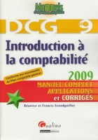 Introduction à la comptabilité - DCG 9 - Manuel complet des applications et corrigés