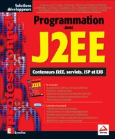Wrox Team - Programmation avec Java 2 Enterprise Edition - J2EE