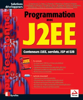 Wrox Team- Programmation avec Java 2 Enterprise Edition - J2EE