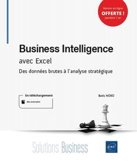 Business intelligence avec Excel