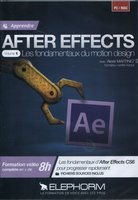 Apprendre After Effects CS6 - Les fondamentaux du Motion Design
