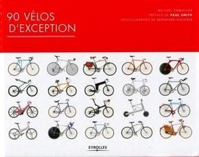 Michael Embacher, Bernhard Angerer- 90 vélos d'exception
