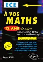 à vos maths ! ece