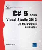 C#5 et Visual Studio 2013