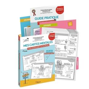S.Eleaume-Lachaud, Filf- Mes cartes mentales pour enseigner le français - Cycle 2 : CP, CE1, CE2