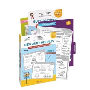S.Eleaume-Lachaud, Filf- Mes cartes mentales pour enseigner le français - Cycle 3 : CM1, CM2